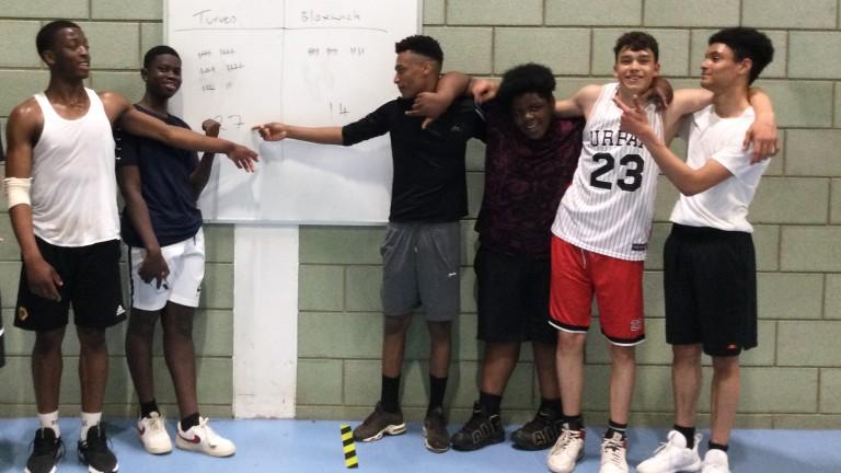 basketball group